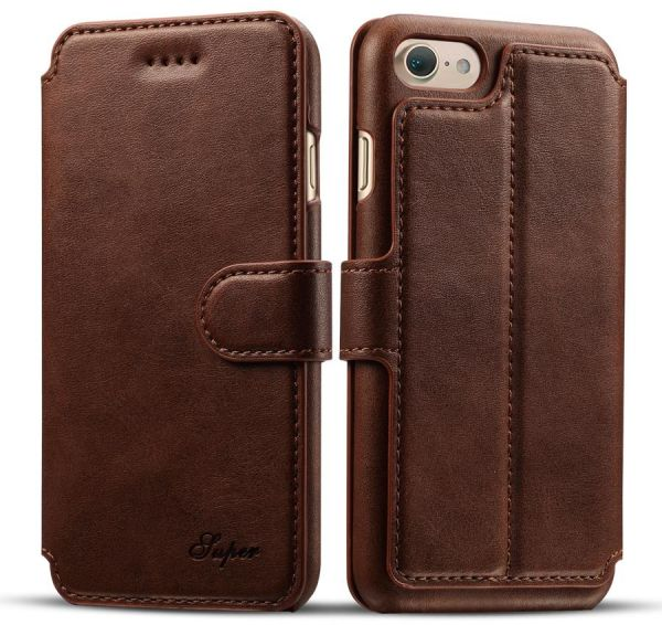 custodia wallet iphone 7 plus