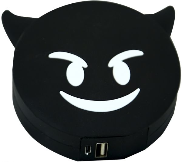 Emoji Portable Power Bank Cell Phone Battery Charger External ...