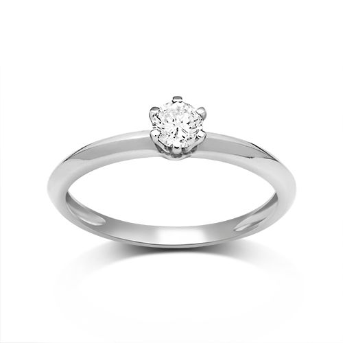 Jewel Corner Girl S Best Friend Diamond Ring 6 5 Us Souq Uae