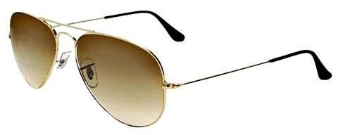 20cf2ad645a29 ... Aviator Frame Unisex Sunglasses - RB3025-001-51-55. by Ray-Ban