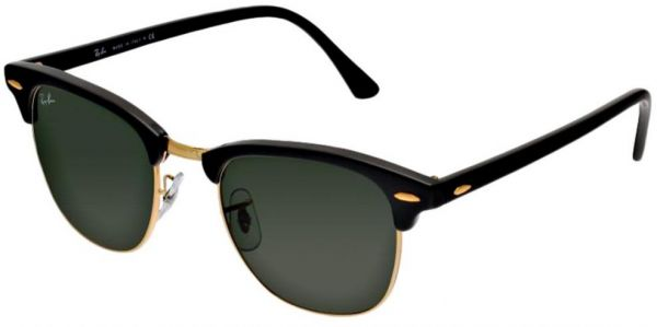 rb3016 51  Ray-Ban Clubmaster Unisex Sunglasses - RB3016 W0365 51-21-145 ...