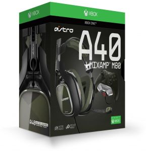 2551edba3aa ASTRO Gaming A40 TR Headset + MixAmp M80 for Xbox One