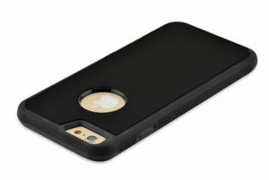 iPhone 6/6S PLUS Anti-Gravity Sticky Case - Sticks to multiple Surfaces