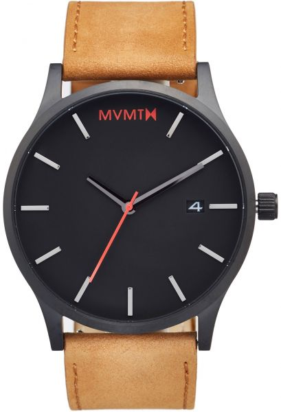 a988d60f4 MVMT Casual Watch For Men Analog Leather - L2135L351 | Souq - Egypt