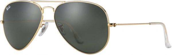 Original Aviator Sunglasses  ray ban classic aviator uni sunglasses gold rb3025 58 17 135