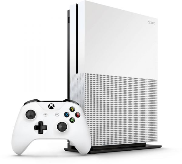 microsoft xbox one s 500gb console price review and buy in dubai abu dhabi and rest of united. Black Bedroom Furniture Sets. Home Design Ideas