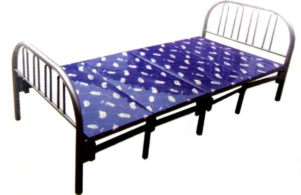 Souq single bed folding uae for Round bed designs with price
