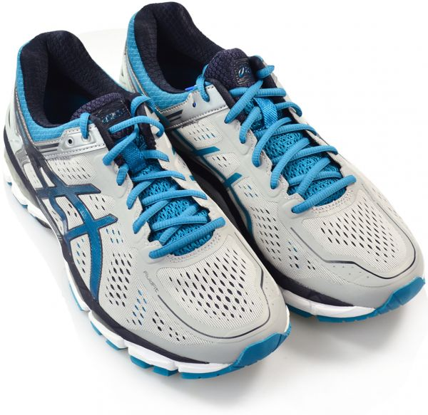 Asics Grey Running Shoe For Men