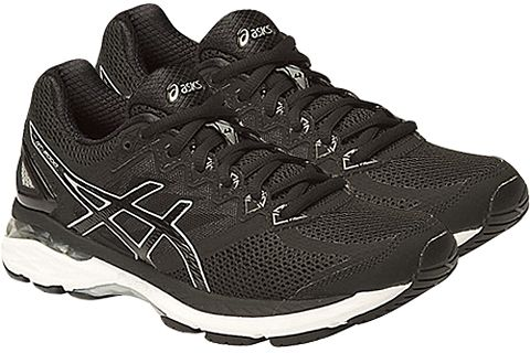 Asics Black Running Shoe For Women