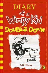 Diary of a Wimpy Kid: Double Down Book 11