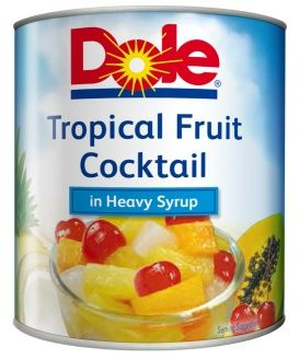 Dole fruit cocktail coupons