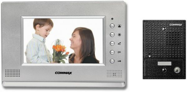 Commax Video door bell