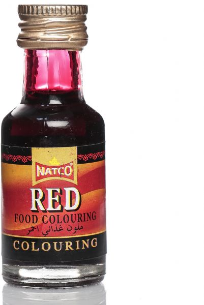 Natco Red Food Colouring, 28 ml | Souq - UAE