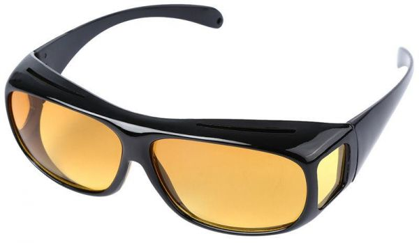 a122d1dab3 Unisex HD Night Vision Driving Sunglasses