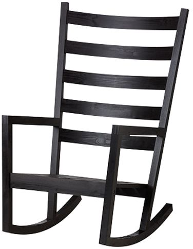 ikea varmdo rocking chair black price review and buy in dubai abu dhabi and rest of united. Black Bedroom Furniture Sets. Home Design Ideas