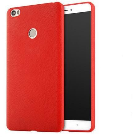 more photos 1ffc3 9c0f4 Xiaomi Mi Max TPU shell fashion silicone cover slim case shockproof  protective sleeve XM1111 red