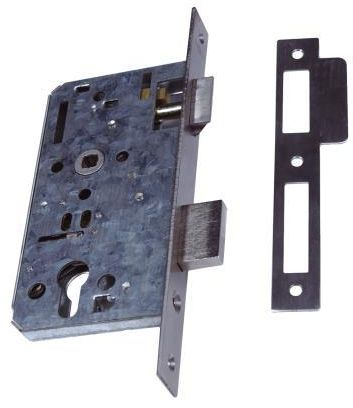 UNION ASSA ABLOY Fire rated Euro Profile Mortice Lock with Cylinder