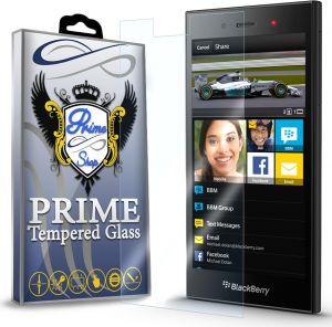 Prime HD Glass Screen Protector for BlackBerry Z3 - Clear