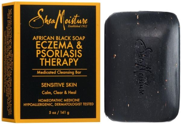 African Black Soap Bar Soap by SheaMoisture #6