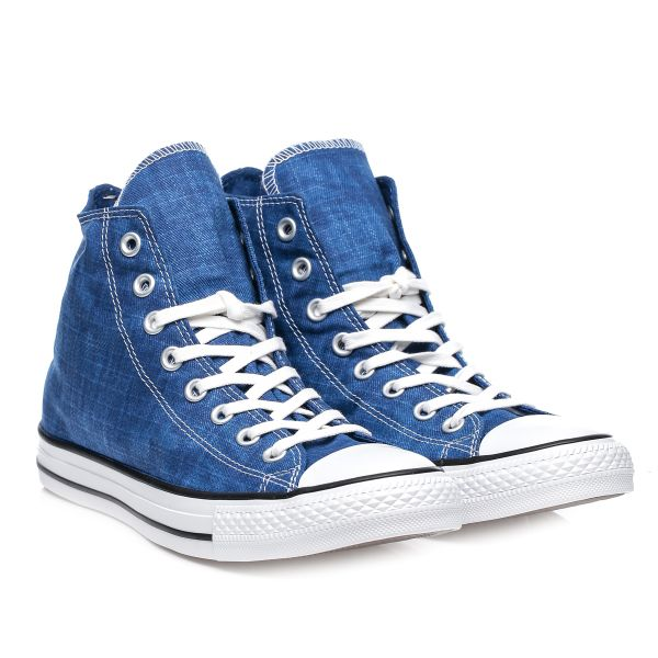 Converse Blue Fashion Sneakers For Women