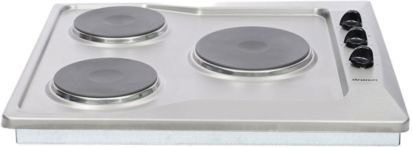 how to clean metal hot plates