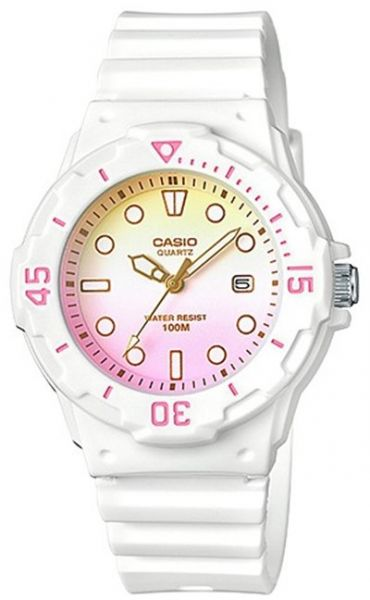 08de50a047f Casio Women s Multi Color Dial Resin Band Watch - LRW-200H-4E2VDF