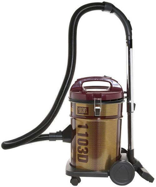saachi nlvc1103d canister vacuum cleaner maroon price review and buy in dubai abu dhabi and rest of united arab emirates souqcom - Canister Vacuum Reviews