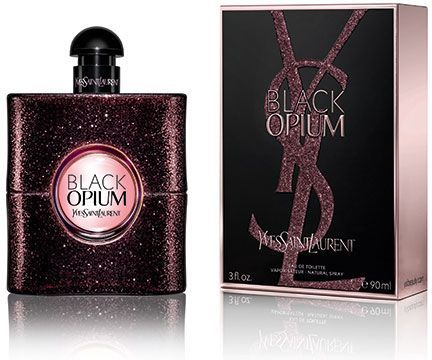 Black Opium by Yves Saint Laurent for Women - Eau de Toilette, 90ml