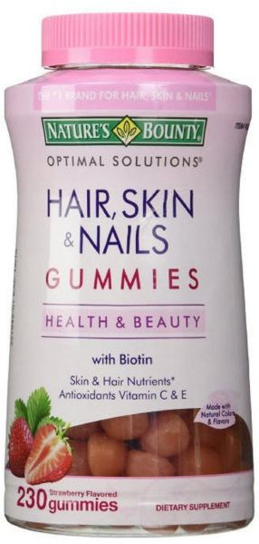 One source hair skin and nails with biotin reviews