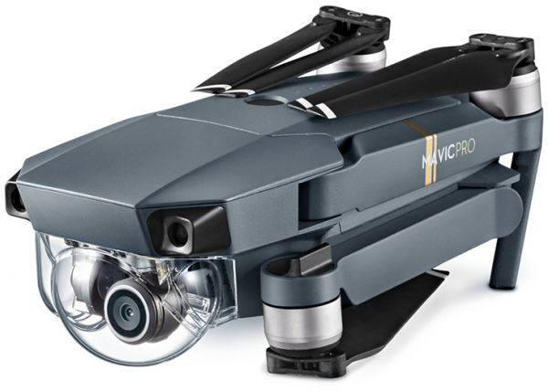 DJI Mavic Pro with 4K Camera and 3-Axis Gimbal, price, review and ...