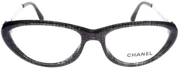 Buy Chanel Mod 3196 Col 1208 Size 52 Women Optical Frames Made in ...