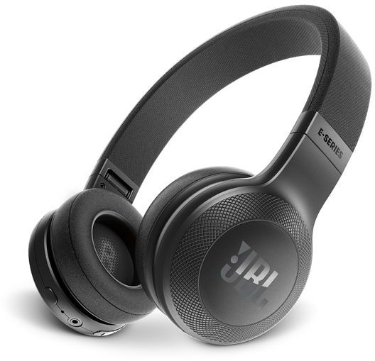 84fdc6d4f51 JBL On-Ear Bluetooth Headphones, Black - E45BT | KSA | Souq