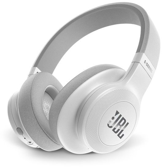 jbl on ear bluetooth headphones white e55bt price review and buy in dubai abu dhabi and. Black Bedroom Furniture Sets. Home Design Ideas