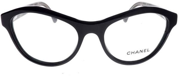 Buy Chanel Mod 3291 Col 501 Size 52 Women Optical Frames Made in ...