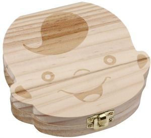 Sale on baby gift sets buy baby gift sets online at best price in baby teeth box wooden tooth album souvenir box organizer boy az 004 negle Choice Image
