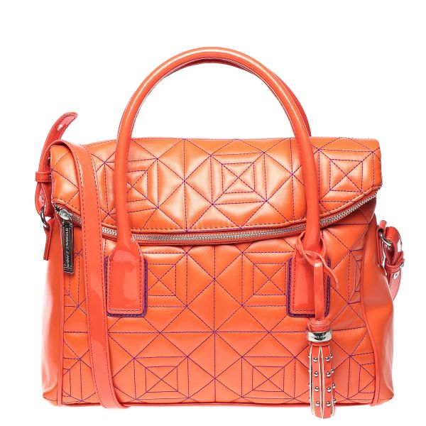 58c6c3b731f4 VERSACE JEANS LEATHER BAG FOR WOMEN