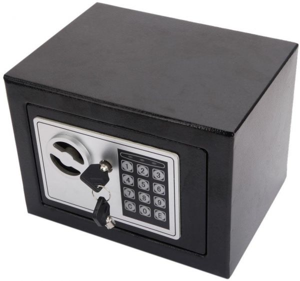 small digital safe box security locker with electronic. Black Bedroom Furniture Sets. Home Design Ideas
