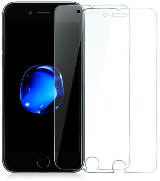 low priced 1e0a3 23710 iPhone 7 Plus 5.5 inch Screen Protector - Anker GlassGuard [2-Pack]  Tempered Glass
