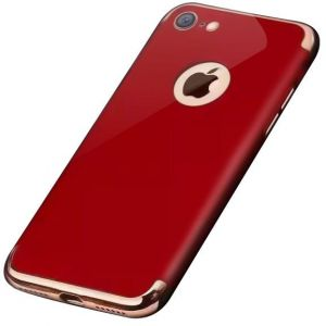 c5a7b0552 iPhone 7 Joyroom Back Cover/Case Full Protection in Red