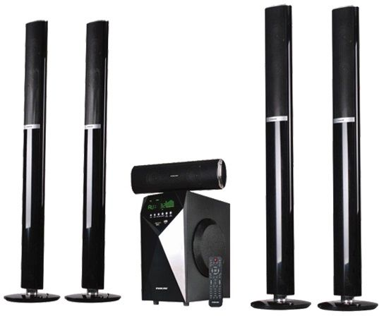 Souq Nikai 51 Channel Home Theater Systems NHT6600BT UAE
