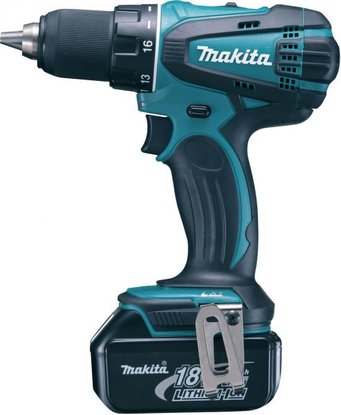 souq makita 18v lxt cordless driver drill bl 13mm 4ah ddf456rme uae. Black Bedroom Furniture Sets. Home Design Ideas