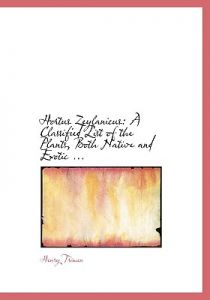 Hortus Zeylanicus: A Classified List of the Plants, Both Native and Exotic ... (Large Print Edition) by Henry Trimen - Paperback
