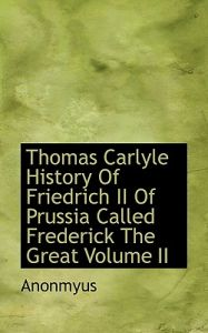 the reasons why prussia needed frederick the great Search essay examples browse by a description of the three reason prussia came to be a european the significance of frederick the great in prussia 418 words.