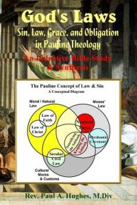 God's Laws: Sin, Law, Grace, and Obligation in Pauline Theology by Paul Hughes - Paperback