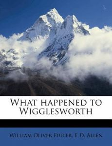 What Happened to Wigglesworth by William Oliver Fuller, E. D. Allen - Paperback