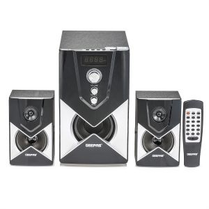 4ccdf4cab Geepas 2.1 Channel Multimedia Speaker