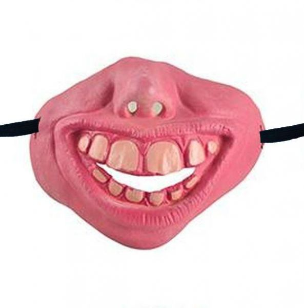 bb40a0965df Funny scary creepy Halloween horror face mask costume | Souq - Egypt