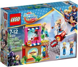 Buy Lego Dc Super Hero Girls Super Hero High School 41232 Lego
