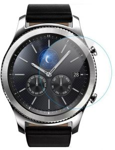 9H Tempered Glass Protector For Samsung Gear S3 Classic /S3 Frontier
