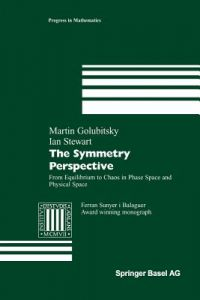 The Symmetry Perspective: From Equilibrium to Chaos in Phase Space and Physical Space by Martin Golubitsky, Ian Stewart - Paperback
